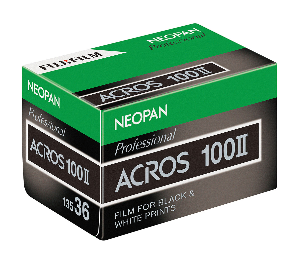 FujiFilm Japan Resurrects Neopan with ACROS 100II