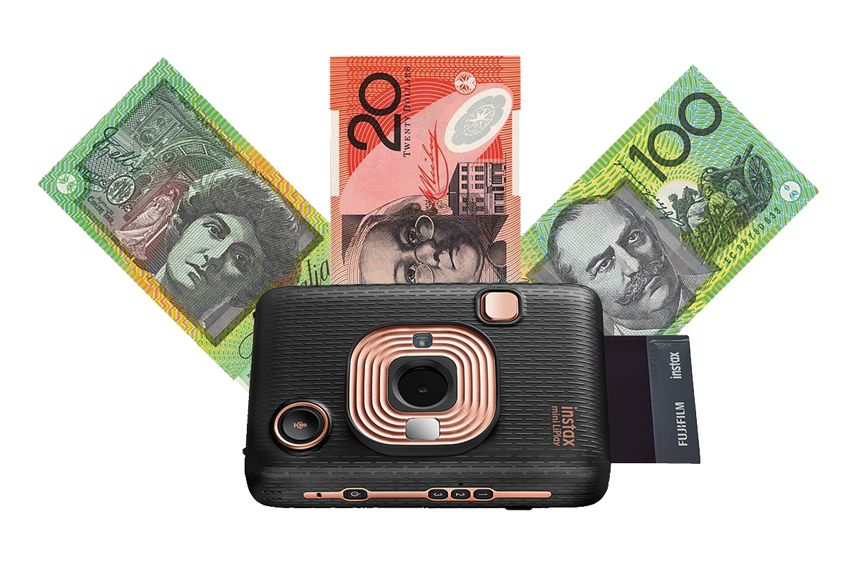 Instax Mini LiPlay to be Priced at $219 Australian